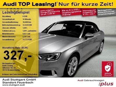 gebraucht Audi A3 Cabriolet Sport 35 TFSI S tronic