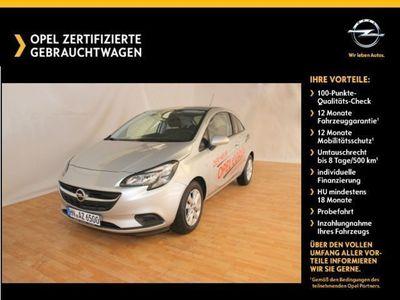 gebraucht Opel Corsa 1.4 Edition Klima Top Vorführwagen