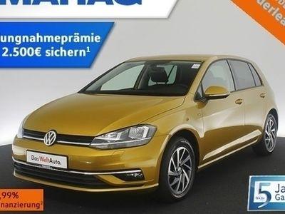 gebraucht VW Golf VII 2.0 TDI JOIN Navi Bluetooth ParkPilot 16Zoll 6