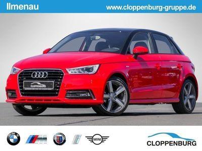 gebraucht Audi A1 Sportback 1.0 TFSI ult Xenon Klimaaut. PDC