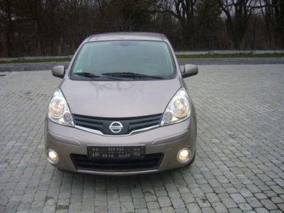 gebraucht Nissan Note 1.6 Automatik I-Way