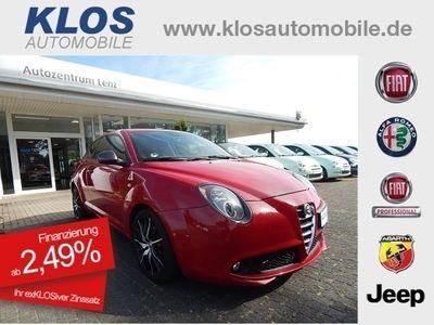 gebraucht Alfa Romeo MiTo QV 1.4TB 16V MAIR AUTOM NAVI SHZ 149€mtl.