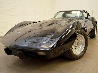 gebraucht Corvette C3 5,7 V8 Targa *Tüv+H-Kennzeichen*