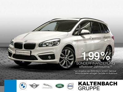 gebraucht BMW 220 Gran TourerSHZ PDC KLIMA PANORAMADACH NAVI
