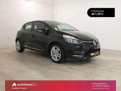 gebraucht Renault Clio IV 1.2 16V 75 Limited Navi|Sitzhzg|ParkP