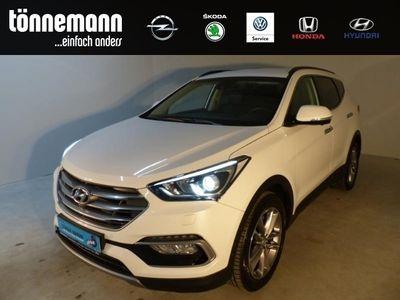 gebraucht Hyundai Santa Fe 2.2 CRDi 4WD Premium AT, Xenon, Navi, Freispr., Al
