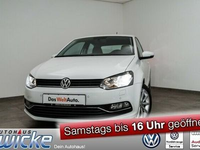 gebraucht VW Polo 1.2 TSI Highline Klimaanlage Bluetooth