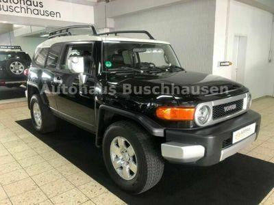 gebraucht Toyota FJ Cruiser FJ Cruiser4.0*gepflegter Zustand*Dt.Papiere