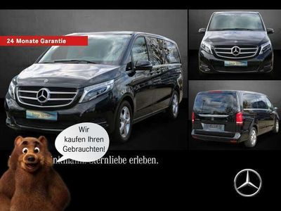 gebraucht Mercedes V250 d AVANTG. COMAND/Klima/Standhzg./360°K/LED Basic