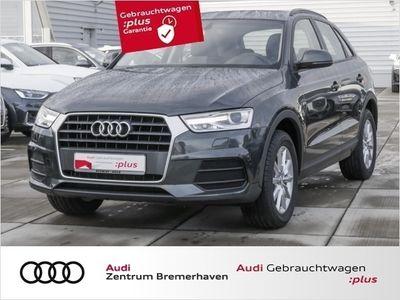 gebraucht Audi Q3 1.4 TFSI Navi Einparkh. Sitzheizung Tempomat
