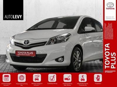 gebraucht Toyota Yaris 1.0 VVT-i Edition 2014