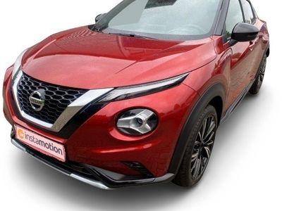 gebraucht Nissan Juke JukeN-Design 1.0 DIG-T EU6d Aut. LEDER-Navi-LED