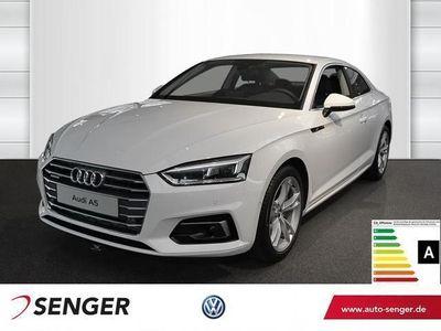 gebraucht Audi A5 3.0 TDI Coupé sport quattro Navi LED 18Zoll