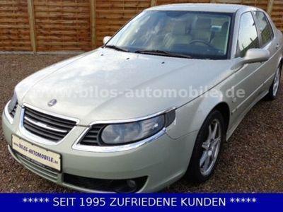 gebraucht Saab 9-5 1.9 TiD Aut. Vector*Automatik*Leder*AHK*2.Hd.*