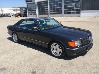 gebraucht Mercedes 500 SEC, TÜV NEU!!!!