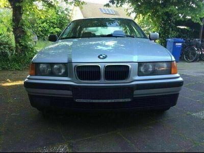 gebraucht BMW 316 i - Silber