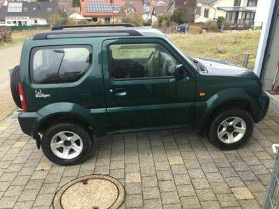 gebraucht Suzuki Jimny Ranger 4WD 16V +50 mm Höherlegung