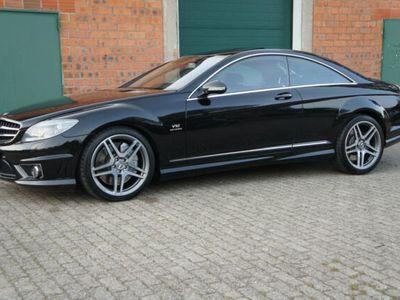 gebraucht Mercedes CL65 AMG AMG Carbon Pakete Sammlerfahrzeug TOP !!
