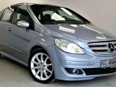 gebraucht Mercedes B200 CDI 140PS Automatik CVT DESIGNO Pano