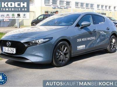 gebraucht Mazda 3 SKY-D 116PS Selection ACC Bose DesignPaket 360