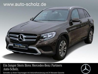 gebraucht Mercedes GLC250 d 4MA SHZ++CD++AUTOMATIK++NAVI++TEMPOMAT