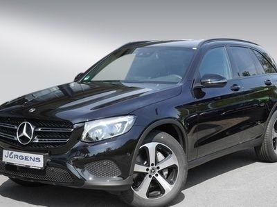gebraucht Mercedes GLC250 4M AMG/NAVI/KAMERA/AHK/SPURPAKETNIGHT