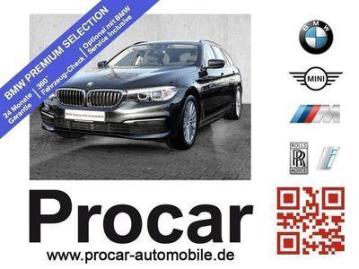 gebraucht BMW 530 i Touring Navi Prof. Aut. Klimaaut. PDC RFT