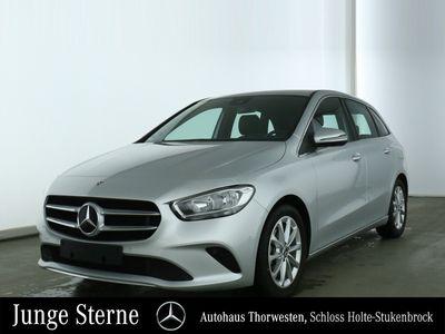 gebraucht Mercedes B180 Progressive Navi-Premium Lordosenstütze