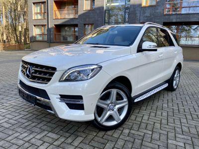 gebraucht Mercedes ML500 AMG 4 Matic Bi-Xenon/Kamera/Distronic TOP