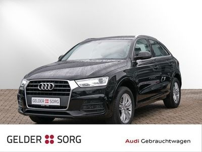 gebraucht Audi Q3 2.0 TDI sport Xenon AHK Xenon AHK GRA LM