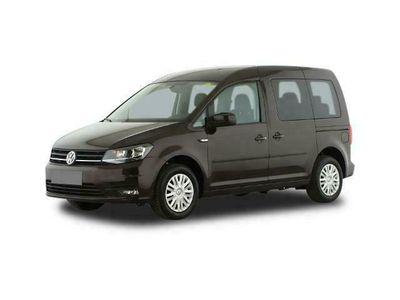 gebraucht VW Caddy Caddy1.0 TSI Trendline *7-Sitze*PDC*Tempomat*