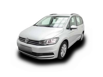 gebraucht VW Touran 1.5 TSI DSG Comfl. Navi AHK ACC 7-Sitzer