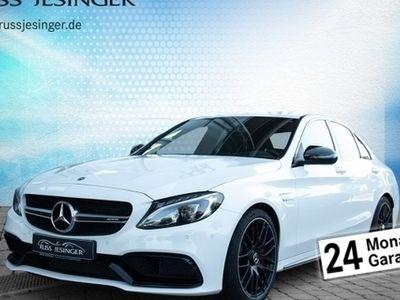 gebraucht Mercedes C63S AMG C 63 AMGAMG Navi*KeylessGo*Kamera*PTS*AMG-Night*