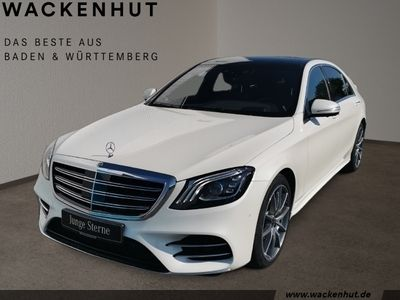 gebraucht Mercedes S400 d lang 4Matic AMG Pano Airmatic Sthzg ....