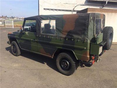 gebraucht Mercedes G250 LKW/Lang/AHK WOLF