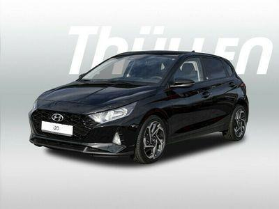 gebraucht Hyundai i20 1.0 Turbo Edition 30 Plus Bluetooth Navi