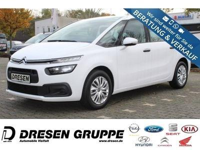 gebraucht Citroën C4 LED+Navi+Multif.Lenkrad+Knieairbag+Klima+PDC