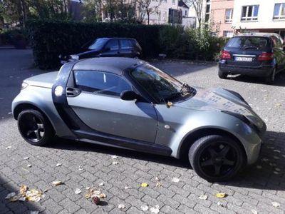 gebraucht Smart Roadster Cabrio