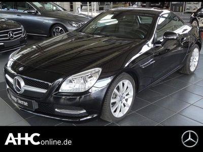 gebraucht Mercedes SLK200 Roadster DISTRONIC+XENON+NAVI+AIRSCARF..