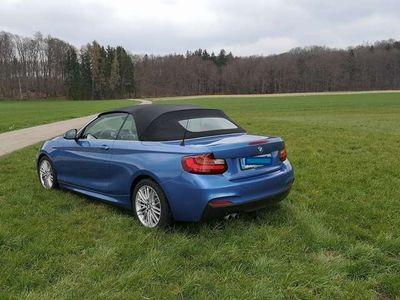 gebraucht BMW 228 2er Cabrio M Sport