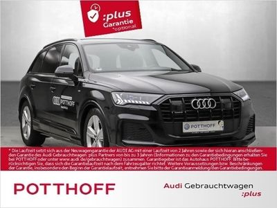 gebraucht Audi Q7 50 TDi q. S-line Virtual BOSE Matrix Standhzg