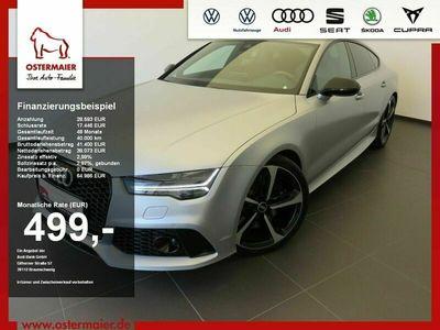 gebraucht Audi RS7 Sportback 4.0TFSI 560PS QUATTRO NP:159tEUR SPORTA