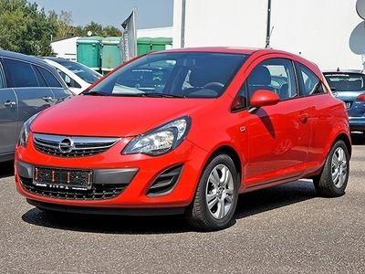 gebraucht Opel Corsa D Edition 1.2 RDC Klima CD MP3 ESP Seitena