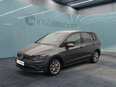 gebraucht VW Golf Sportsvan Golf Sportsvan 1.5 TSI DSG Comfortline ACC/Media