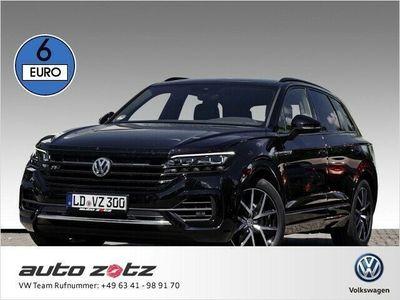 gebraucht VW Touareg 3.0 l V6 TDI SCR 210 kW (286 PS) (Standhzg. Einpar