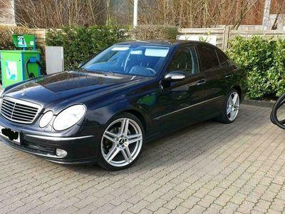gebraucht Mercedes 320 w211LPG Prins