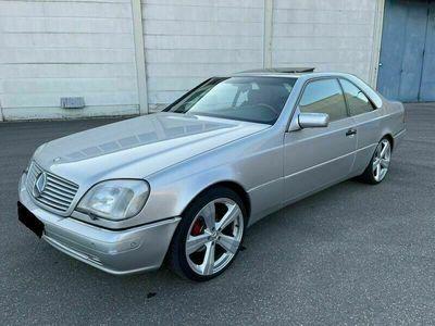 gebraucht Mercedes CL500 Coupe W140 MOPF 20 Zoll TÜV NEU