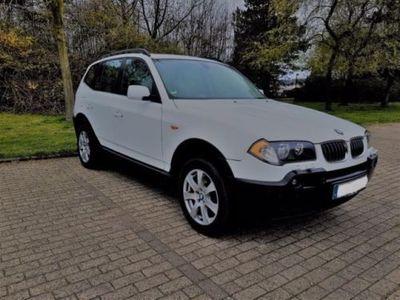 gebraucht BMW X3 3.0d Grüne Plakette