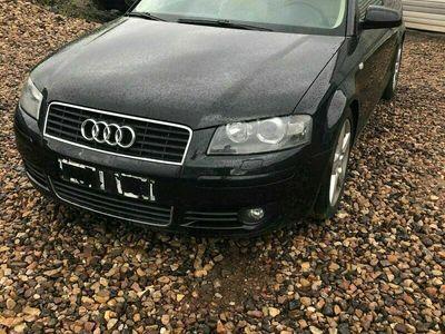 gebraucht Audi A3 2,0 Bj 2003 Automatik mit Vollauss...