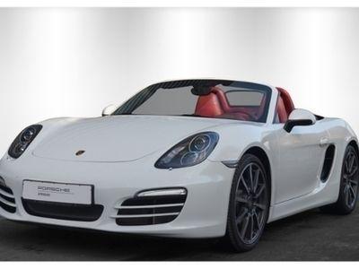 gebraucht Porsche Boxster 981 PDLS Sport Chrono Paket 20-Zoll